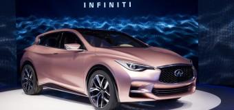 2015 Infiniti Q30