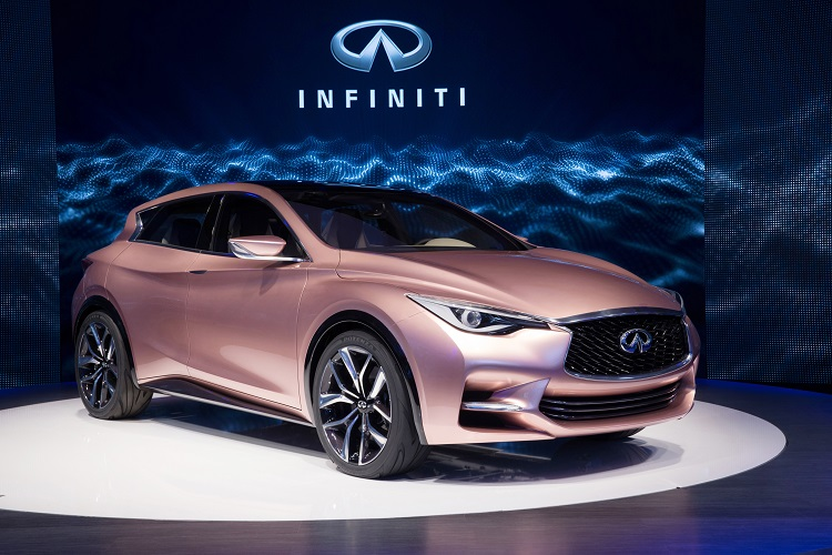 2015 Infiniti Q30 - Hatchback, Price, Release date, Changes