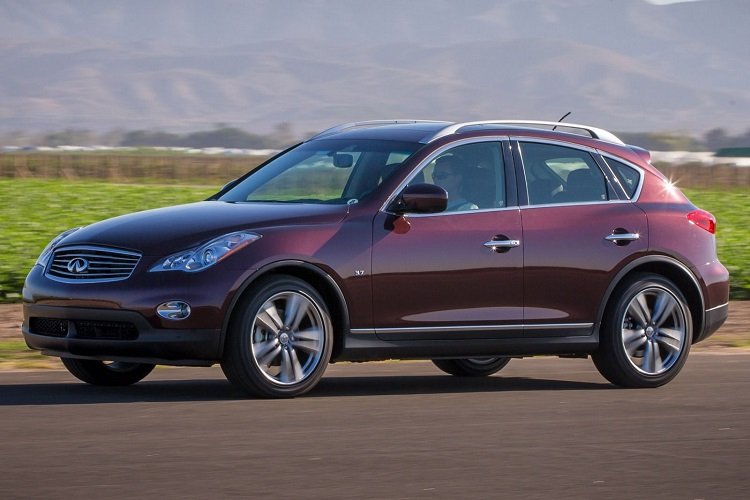 2015 Infiniti Qx50 Suv Journey Lease Interior Msrp Mpg