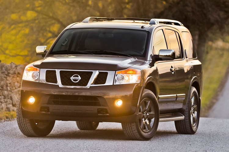 2015 nissan armada platinum specs interior msrp sl sv. Black Bedroom Furniture Sets. Home Design Ideas