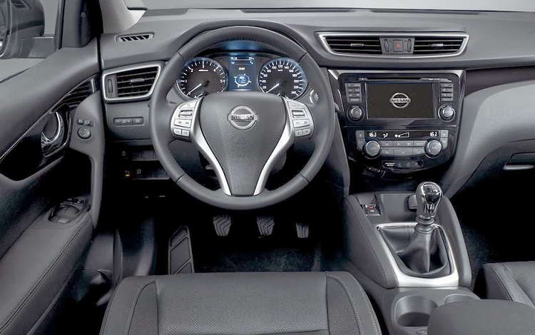 2015 nissan qashqai price interior australia colours ti for Interior nissan qashqai