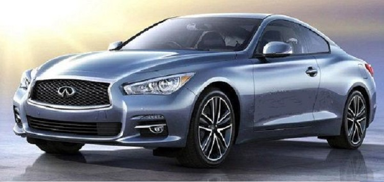 2015 Infiniti Q60 Coupe - Review, Price, Specs, Limited, S