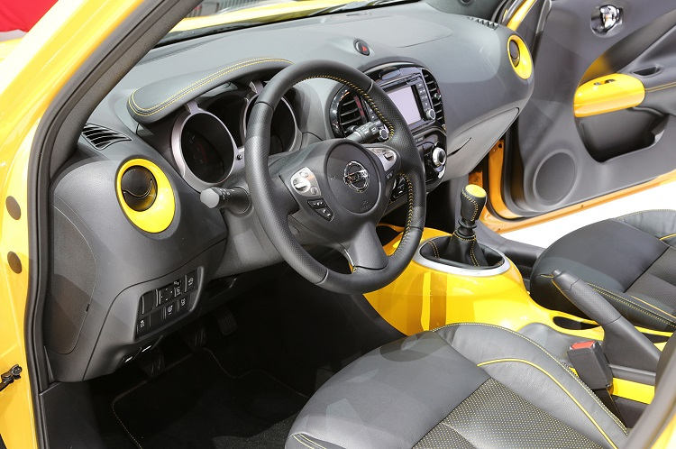 2015 Nissan Juke Review Specs Interior Changes S Sv Sl