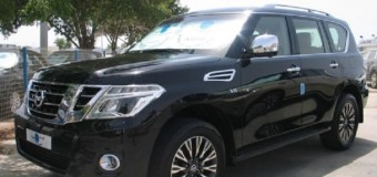 2015 Nissan Patrol
