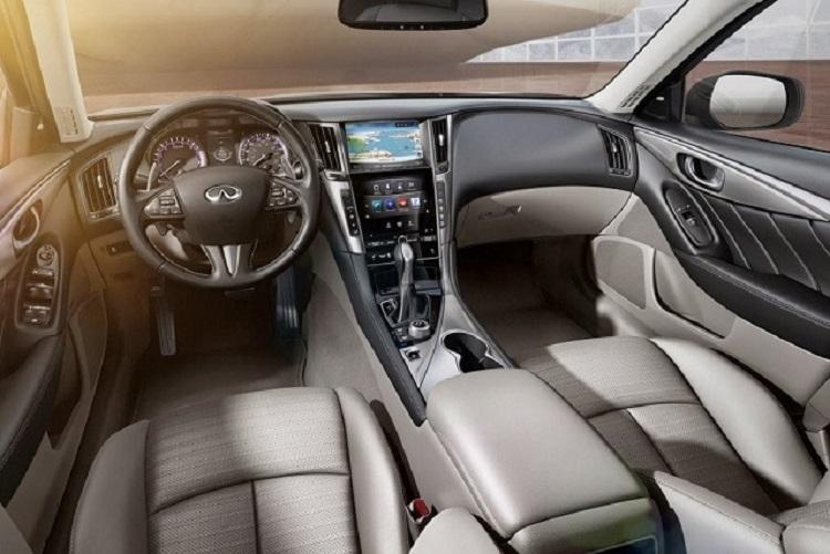 2016 Infiniti q70 interior
