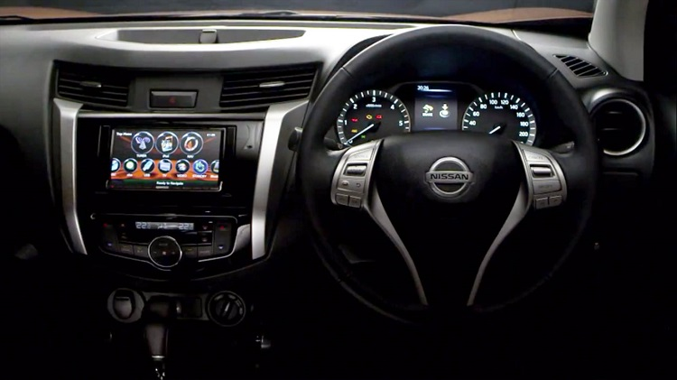 2017 nissan pathfinder release date price review interior photos - 2016 Nissan Navara Review Specs Interior Philippines