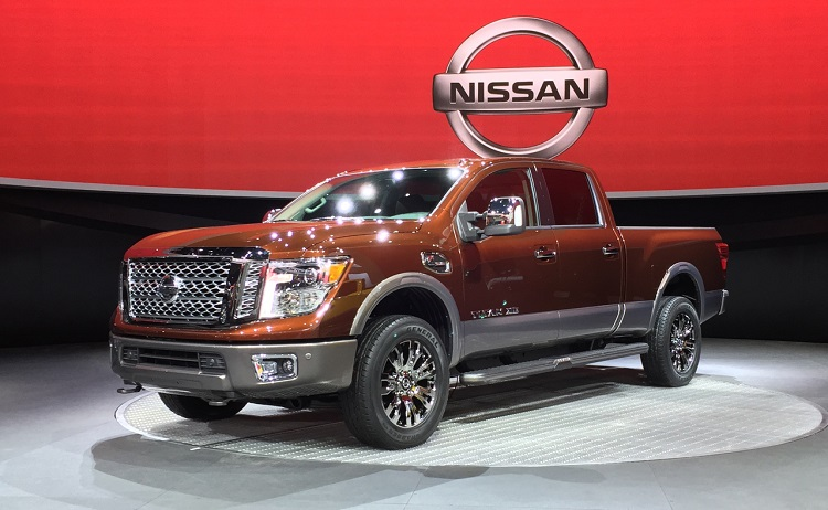 2016 nissan titan diesel price cost truck release date. Black Bedroom Furniture Sets. Home Design Ideas