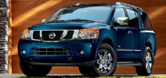 2016 Nissan Armada