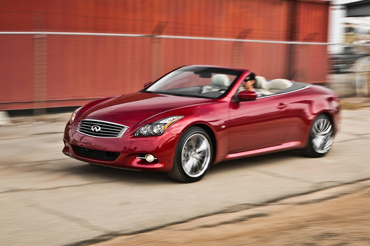 2015 Infiniti Q60 Convertible Review Price Redesign