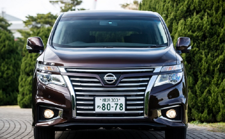 2018 nissan elgrand. contemporary elgrand 2015 nissan elgrand front view for 2018 nissan elgrand