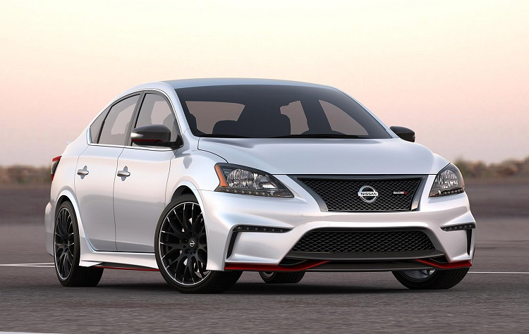 2015 nissan sentra nismo price concept specs cost hp. Black Bedroom Furniture Sets. Home Design Ideas