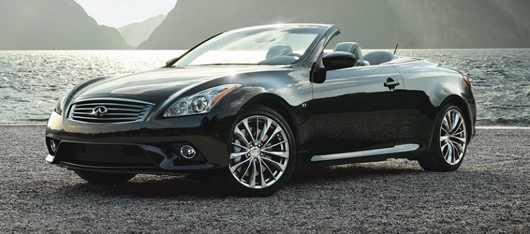 2016 Infiniti Q60 Convertible - Price, Release date, Changes