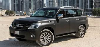 2016 Nissan Patrol