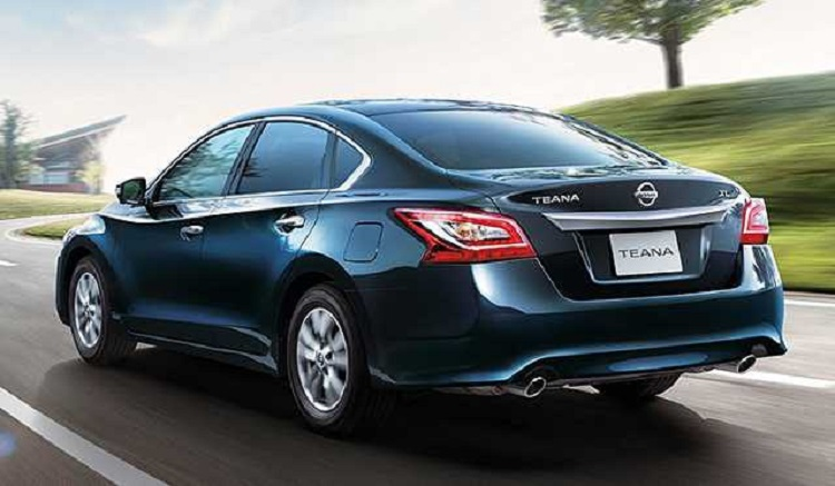 2016 Nissan Teana - Review, Redesign, Price, Release date