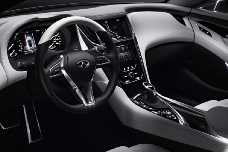 2017 Infiniti Q60 Coupe Concept Changes Interior