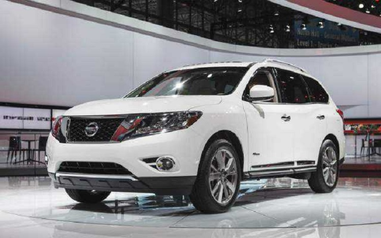 2017 nissan pathfinder redesign release price hybrid. Black Bedroom Furniture Sets. Home Design Ideas