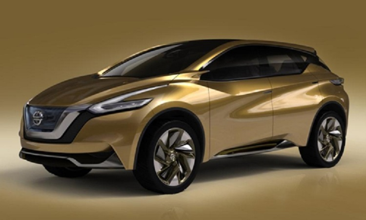 2017 Nissan Murano Changes Price Release Date Engine