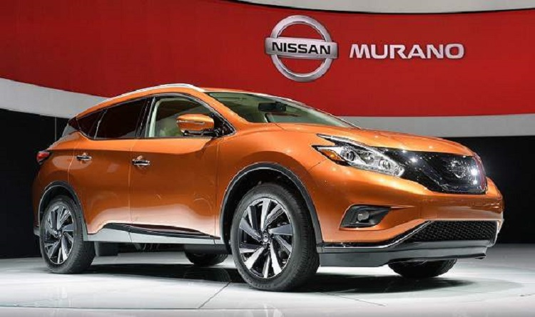 2017 nissan murano changes price release date engine. Black Bedroom Furniture Sets. Home Design Ideas