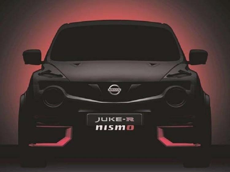 2016 Nissan Juke R Nismo