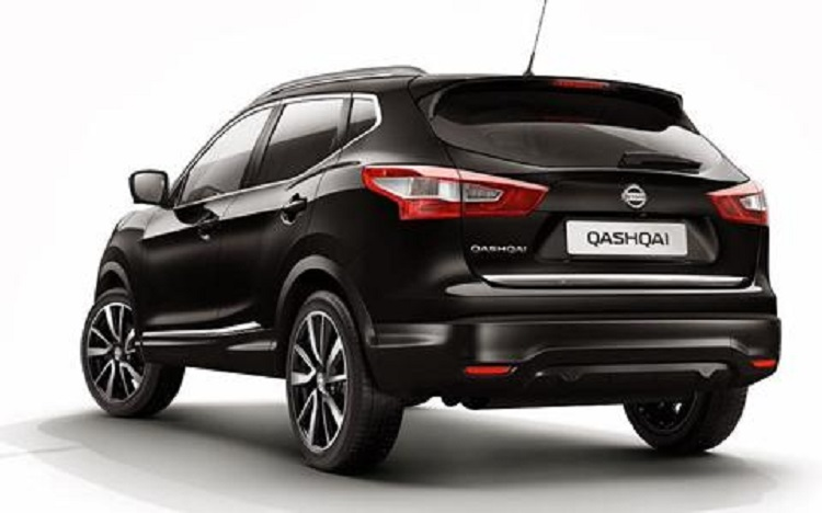 2016 nissan qashqai review changes redesign price. Black Bedroom Furniture Sets. Home Design Ideas
