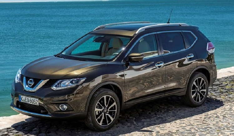 2017 nissan x trail review price release date styling. Black Bedroom Furniture Sets. Home Design Ideas