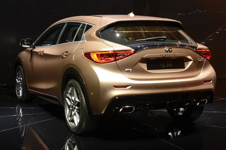 2017 infiniti q30 price release date specs redesign. Black Bedroom Furniture Sets. Home Design Ideas