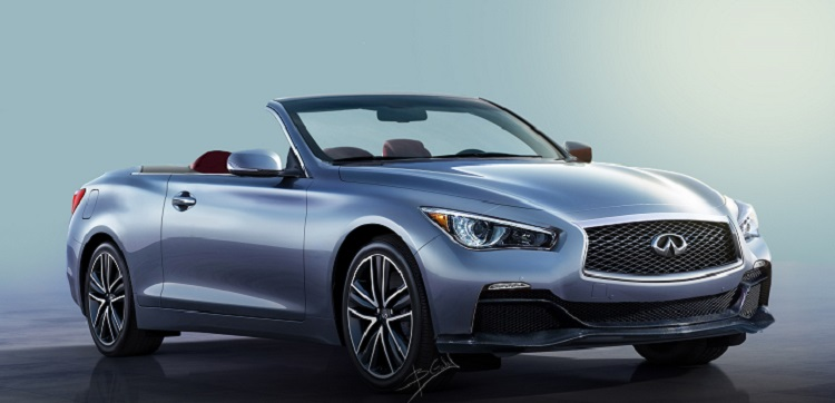 2017 Infiniti Q60 Convertible Review Price Release Date
