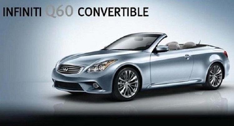 2017 infiniti q60 convertible review price release date. Black Bedroom Furniture Sets. Home Design Ideas