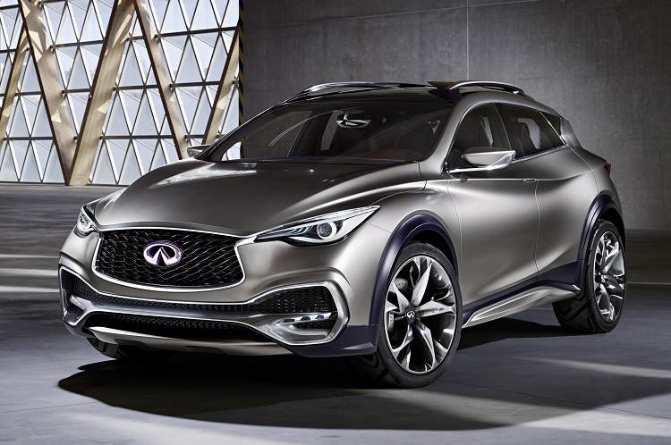 2017 infiniti qx30 redesign specs price release date. Black Bedroom Furniture Sets. Home Design Ideas