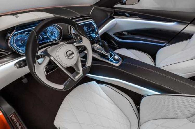 2017 Nissan Maxima Nismo Interior
