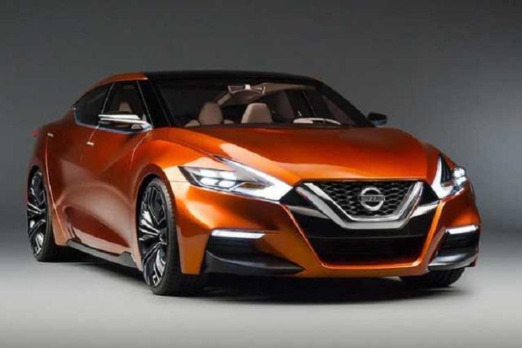 2017 Nissan Maxima Nismo