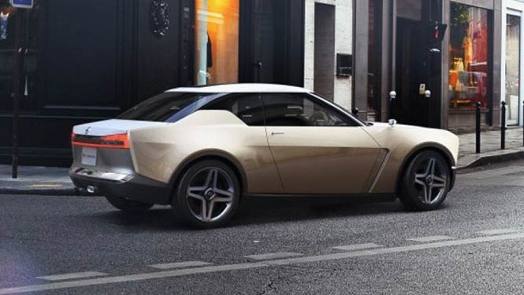 2018 Nissan iDx rear view