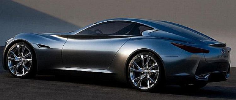 2018 Infiniti Q100 rear view