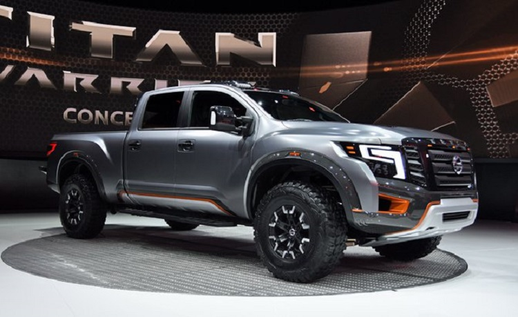 2017 Nissan Titan Warrior - specs, redesign, engine
