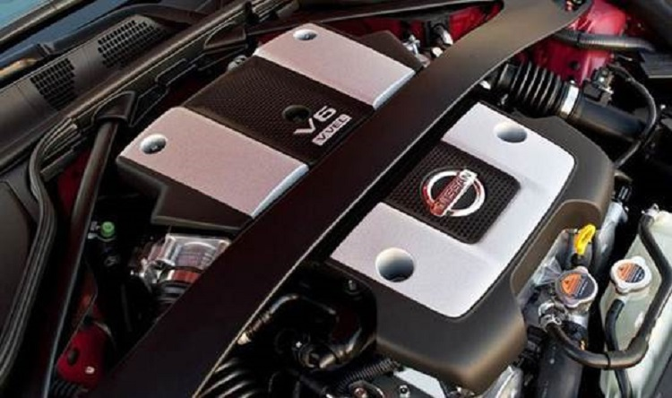 2018 Nissan Z engine