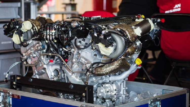 2019 nissan gt-r sedan engine