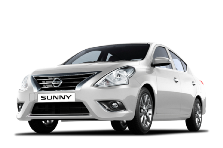 2016 Nissan Sunny front view