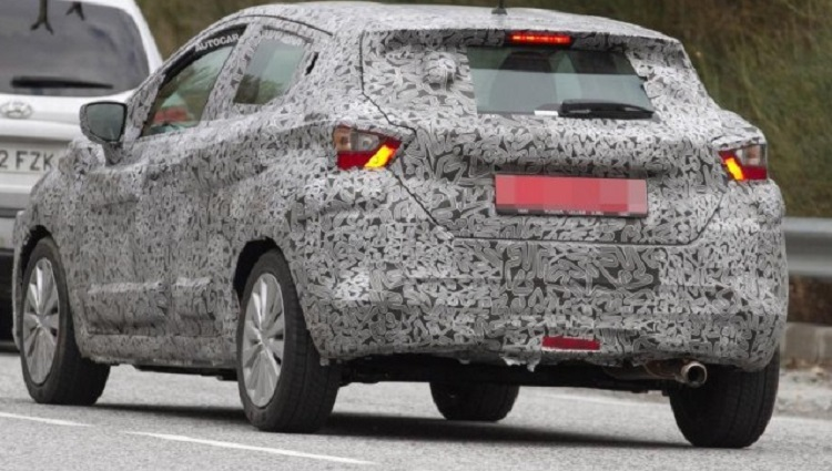 2018 nissan juke spy shots. exellent shots 2018 nissan micra spy pics throughout nissan juke shots