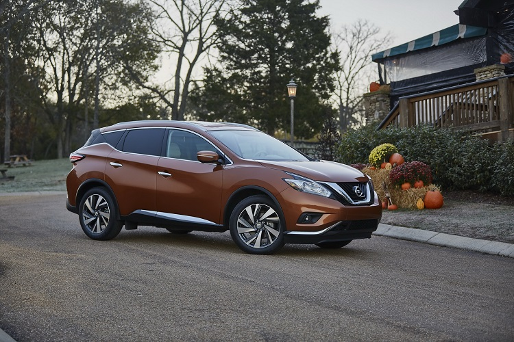 2018 Nissan Murano - trim level, specs, engine, changes ...