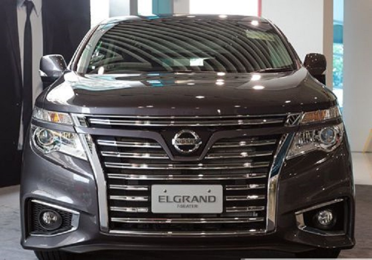 2018 nissan elgrand. wonderful elgrand 2016 nissan elgrand front view to 2018 nissan elgrand s