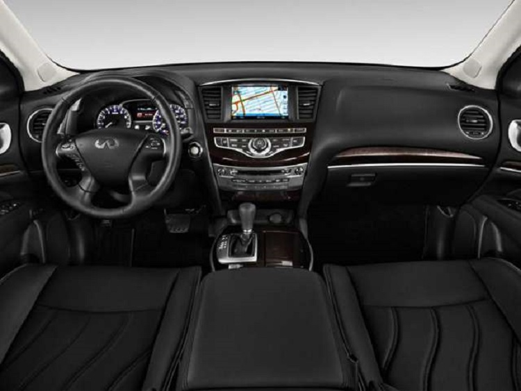 2018 infiniti qx60 suv price changes redesign release date. Black Bedroom Furniture Sets. Home Design Ideas