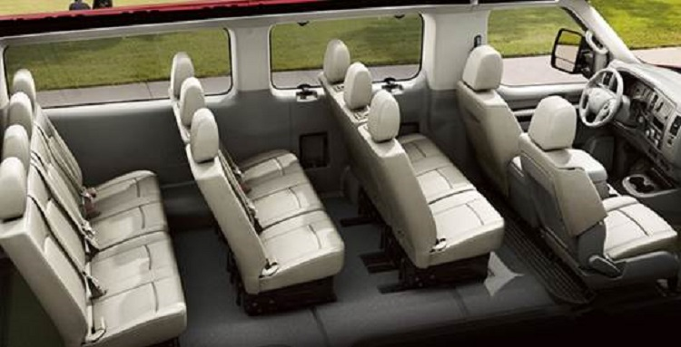 2017 Nissan Nv Passenger Van Review Redesign Specs