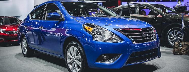 2018 Nissan Versa main