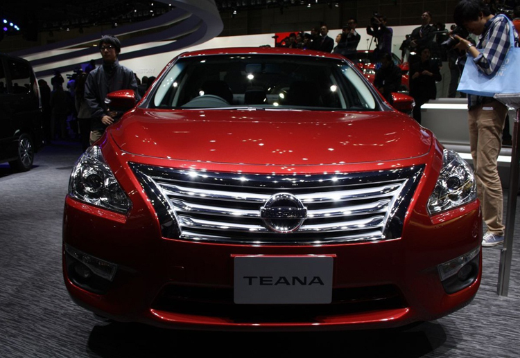 2018 Nissan Teana Malaysia Price China Release Date