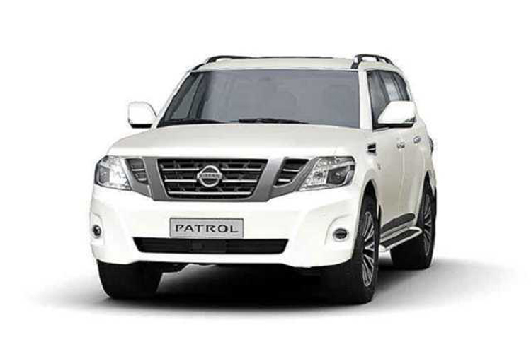 2018 nissan patrol redesign diesel v6 specs facelift release date. Black Bedroom Furniture Sets. Home Design Ideas