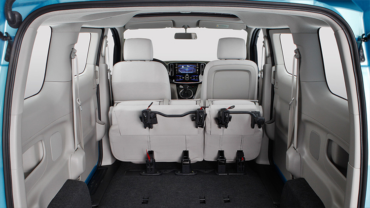 Van Conversion Kits For Sale >> 2018 Nissan NV200 - sv, minivan, release date, price, facelift, interior