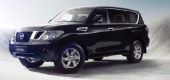 2017 Nissan Patrol Y62