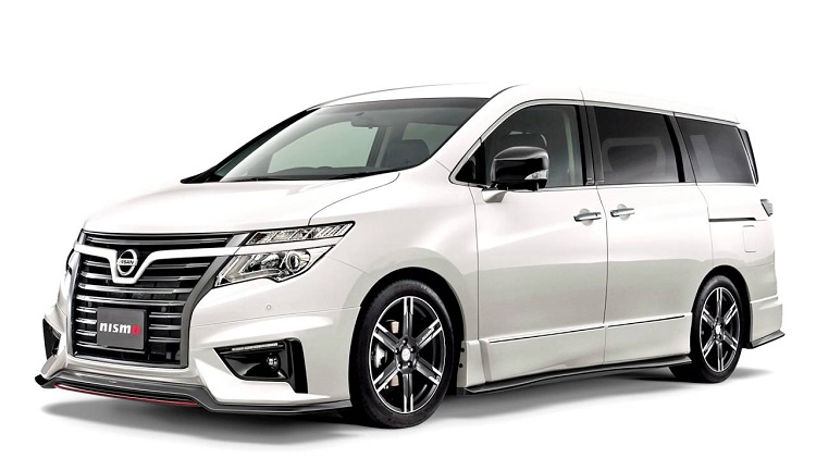2018 Nissan Elgrand