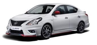 Nissan Almera Nismo