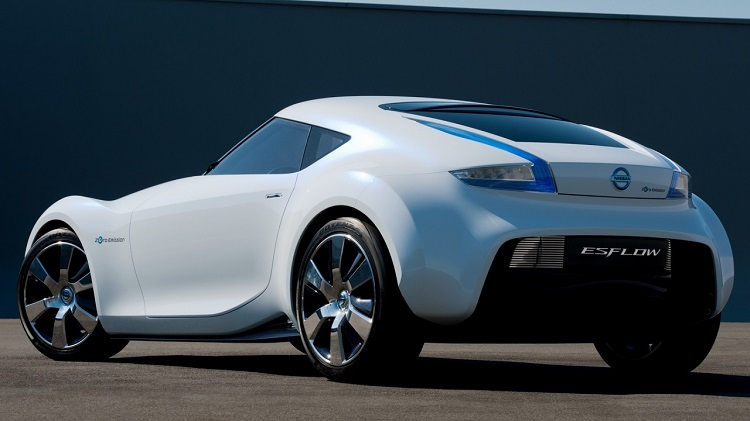Nissan Z Concept rear view
